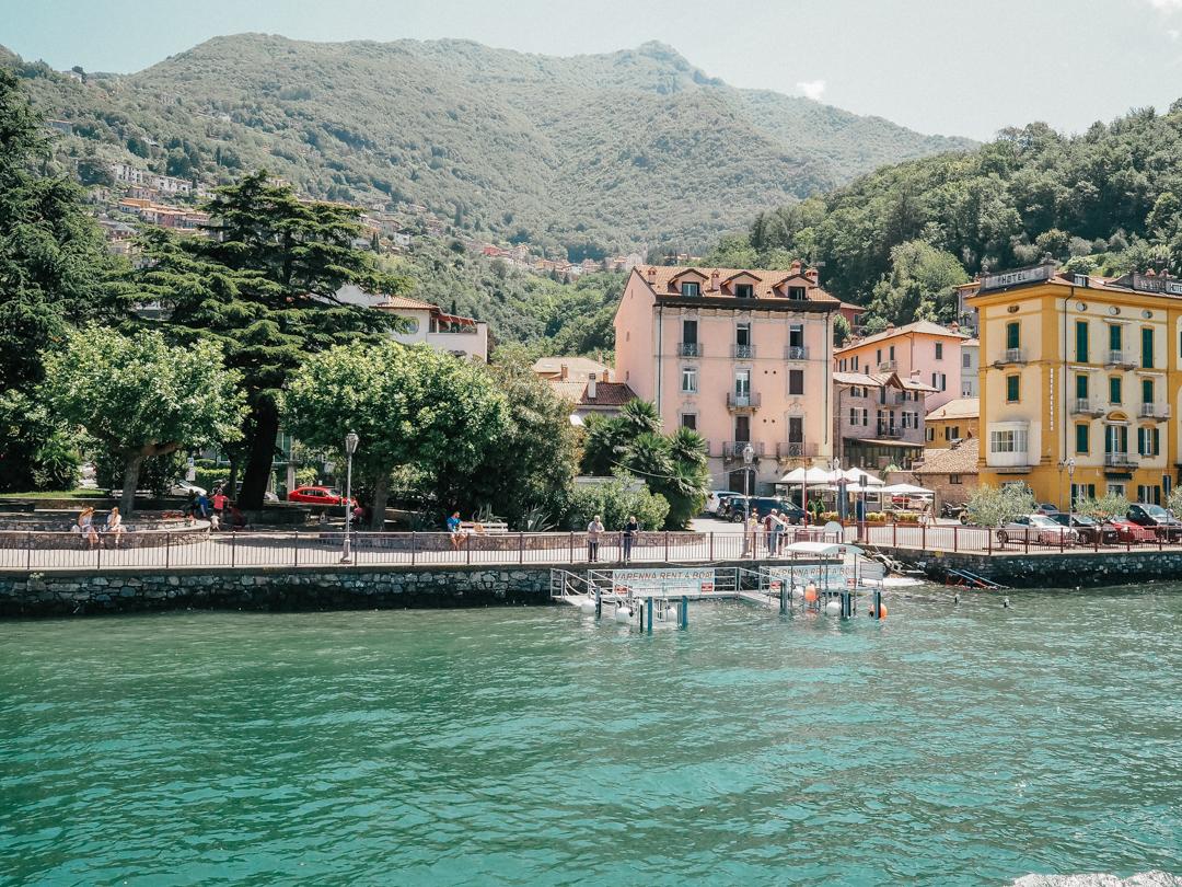 Must visit places Lake Como, Varenna