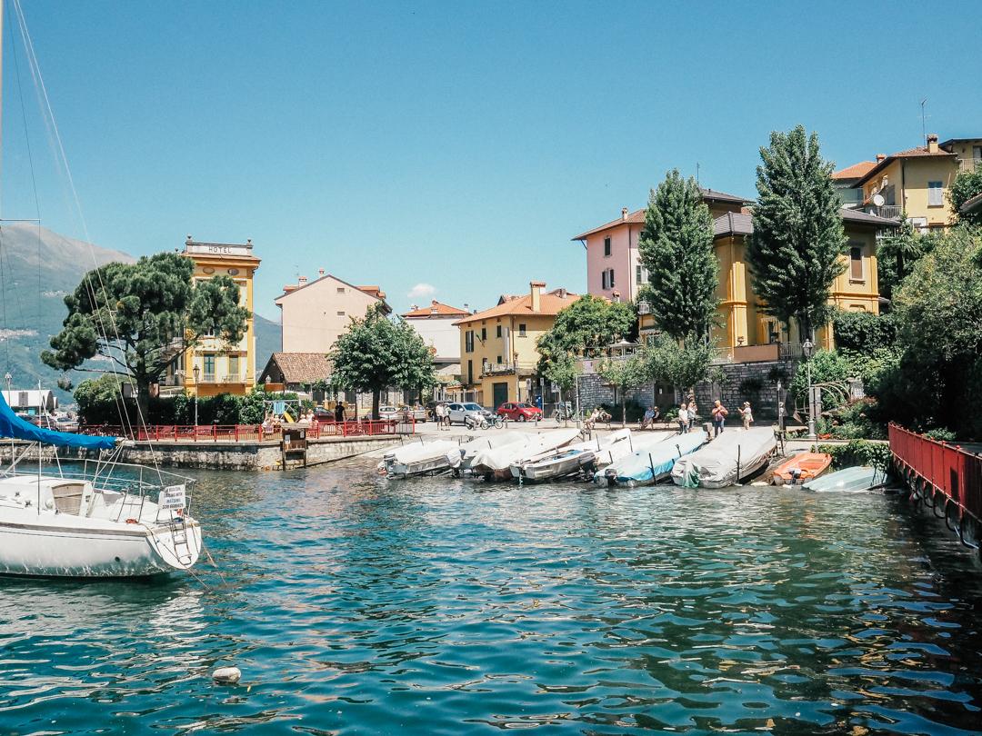 Places to visit, Lake Como - Varenna