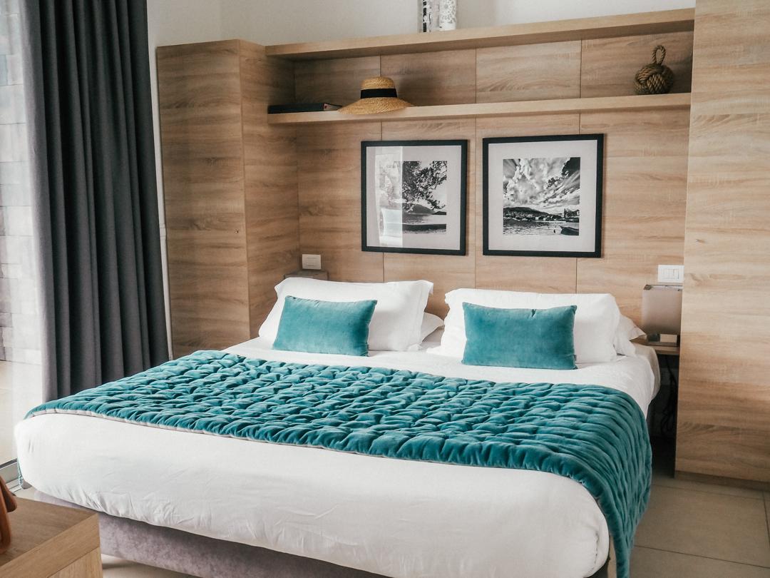 Hotel Filario bedroom