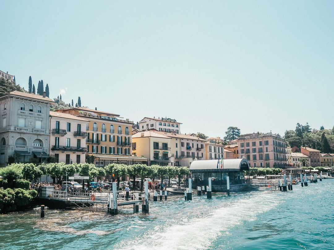 What to see in Lake Como - Bellagio