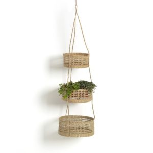 Cesta Wicker hanging baskets