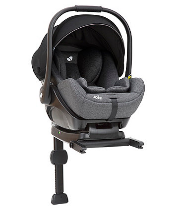 Newborn shopping list essential - Joie i-Level i-Size car seat